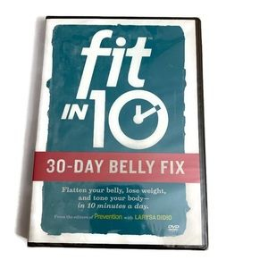 30 day belly fix Fit in 10. Flatten your belly.